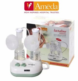 Sacaleches extractor leche doble