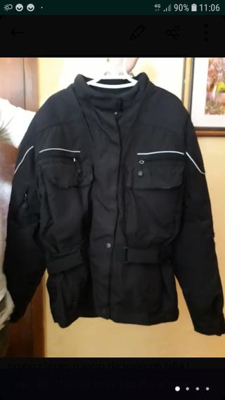 chaqueta moto talla L