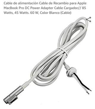cable cargador macbook magsafe