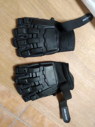 Guantes airsoft paintball moto