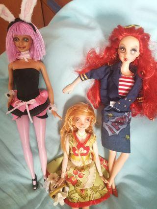 Muñecas customizadas
