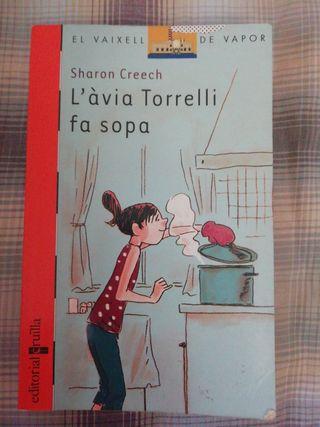 L'àvia Torrell fa sopa