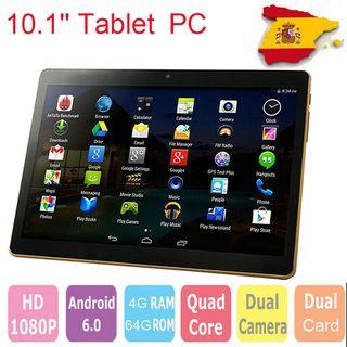 "10.1""Tablet PC RAM 4G ROM 64G"