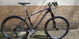 Bicicleta carbono OLYMPIA CSLX- 27.5