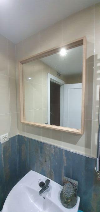 Espejo de baño Ikea de segunda mano en WALLAPOP