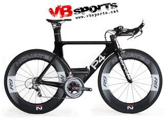 Bicicleta Aero Cervélo P4 Carbon