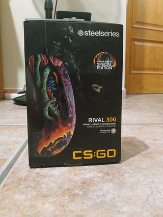 Steelseries Rival 300 CS:GO HyperBeast