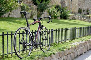 Bicicleta de carretera specialized venge