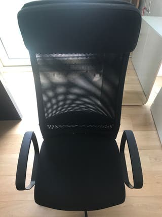 Chair Segunda Office Oficina Markus 80 Por Mano Ikea De Silla FJ5ulK13Tc