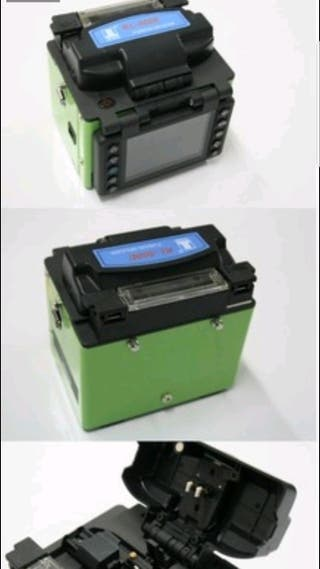 Kit Funionadora de Fibra Optica KL500