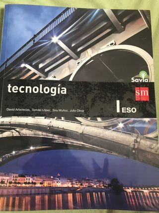 Tecnología 1o ESO Savia