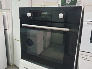 horno eléctrico independiente negro