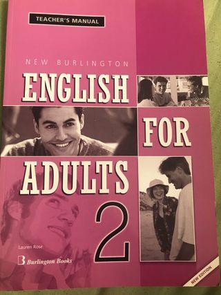 English for adults 2 Burlington