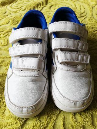 zapatillas niño adidas 32
