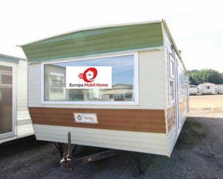 Mobil home 9,5x3 m 3 dormitorios