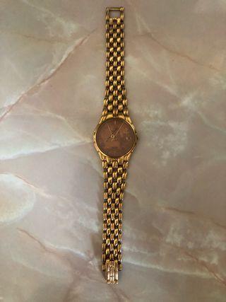 918748100 Reloj de oro antiguo de segunda mano en WALLAPOP