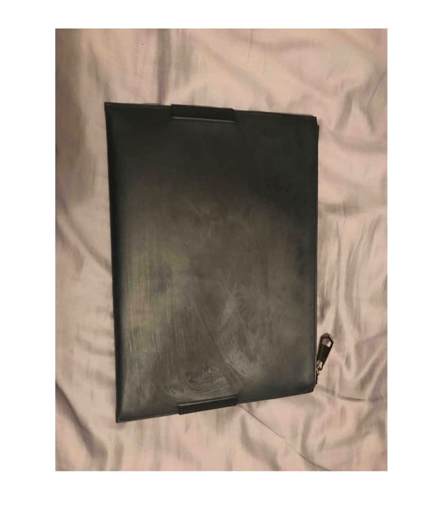Givenchy Leather Clutch handbag