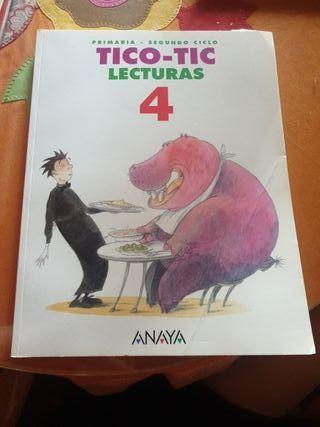 libro 4 primaria Anaya