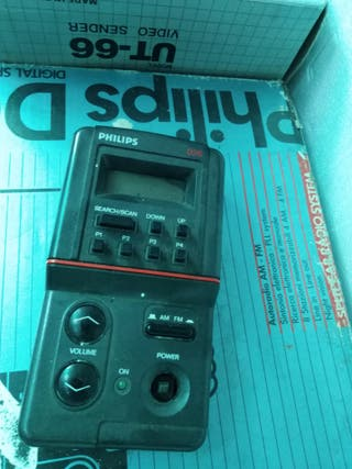 Philips DC026 CAR RADIO