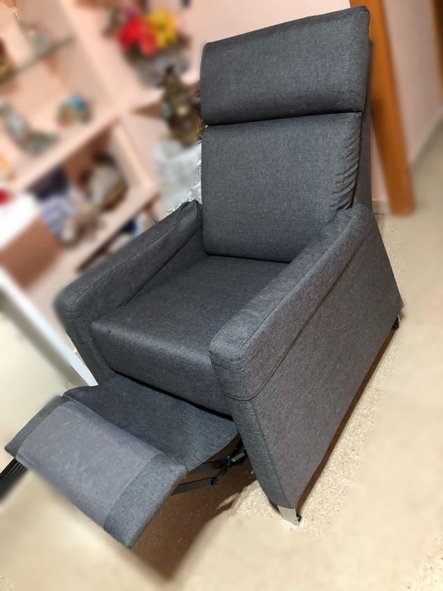 Sofa, sillón Reclinable