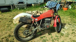 Despiece Montesa Cota 350