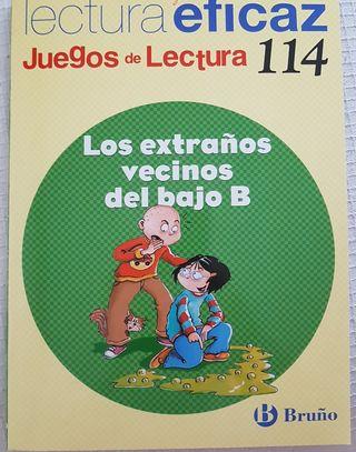 """LIBRO """" LOS EXTRAÑOS VECINOS DE BAJO B"""""""