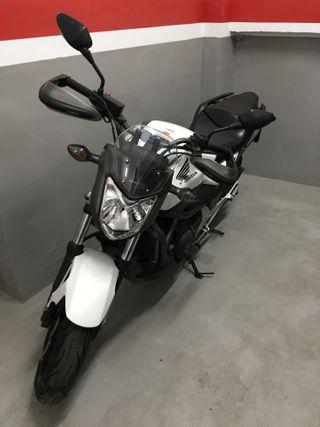 Honda NC700S Recién revisada