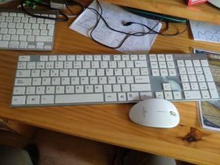 teclado y ratón Bluestork