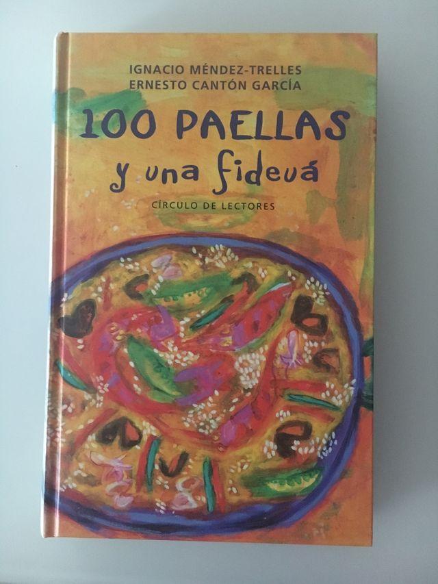 100 paellas y una fideuá. Cocina