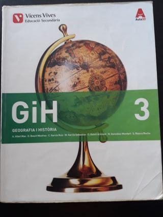 Geografia i Història 3 ESO