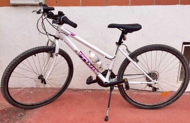 Bicicleta Infantil B Twin Rockrider 300 De 24 Pul De Segunda Mano