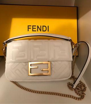 Fendi baguette mini size handbag
