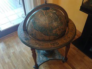 Bola del mundo. 40 años de antiguedad