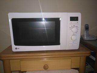 microondas LG