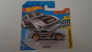 Hotwheels Mazda RX-7 KONI