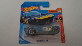 """Hotwheels Shelby GT-500 """"Eleanor"""""""