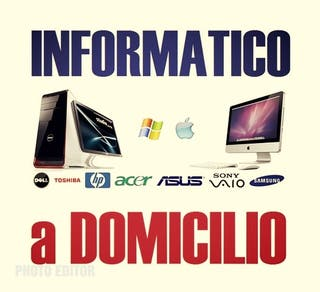 Servicio Técnico Domicilio informático