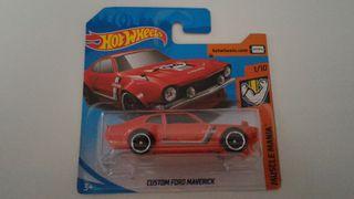 Hotwheels Ford Maverick