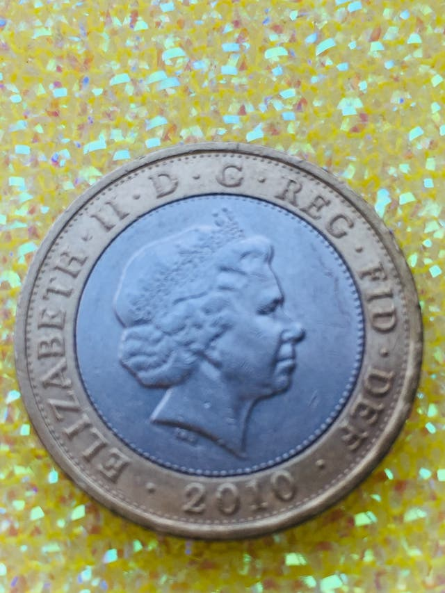 2 pound coin Florence nightingale 2010