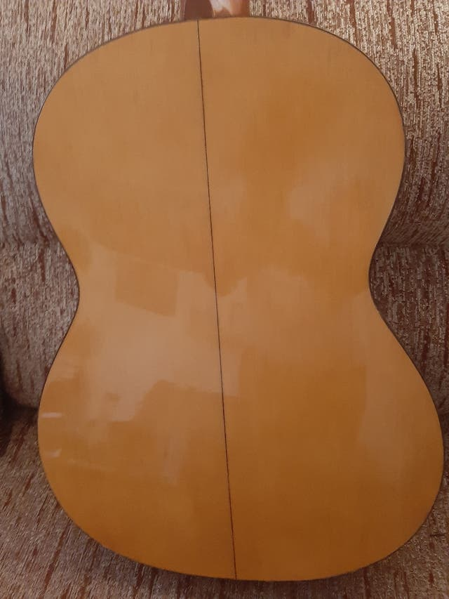 guitarra de estudio Manuel reyes
