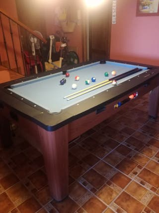 Mesa Billar convertible en hockey air.