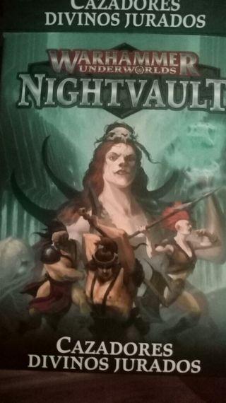 warhammer underworl nightvault