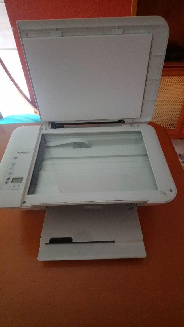 impresora multinacional HP Deskjet 2540 color