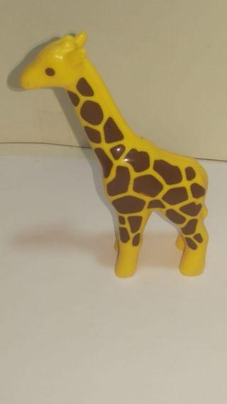 Muñeco jirafa