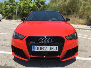 Audi RS3 2015 (ACEPTO COCHE)