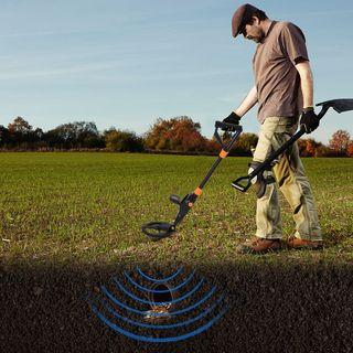 Detector de Metales Fácil de usar Alta Precisión
