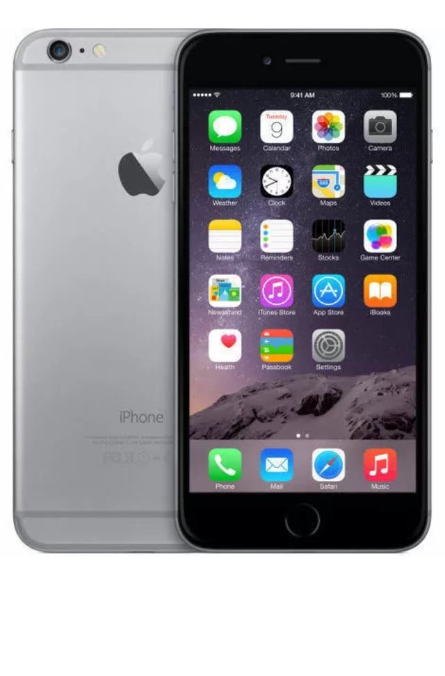Iphone 6 space grey unlocked 64GB