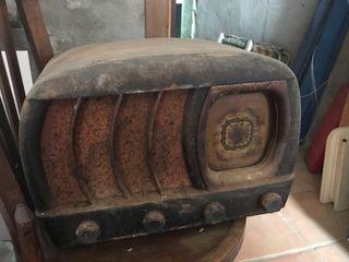 Radio antiga