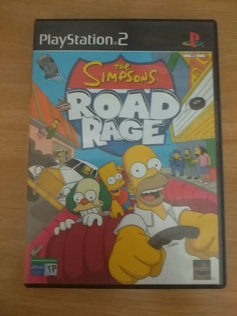 The Simpsons road rage ps2 de segunda mano por 8 € en L