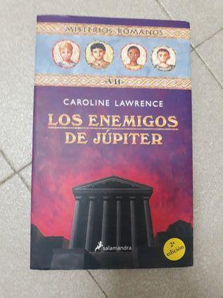 Libro Los enemigos de Júpiter